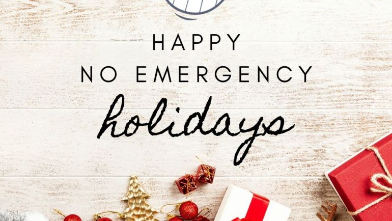 What to do if you have a dental emergency during the holidays?