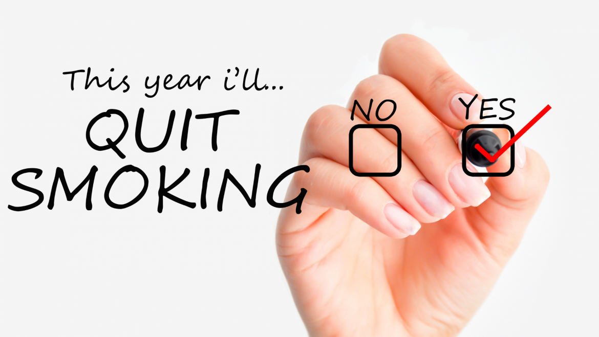 Quit Smoking: Your oral health will thank you.